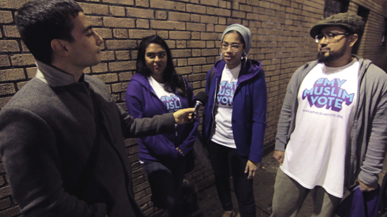 Progressive Muslims Make Their Mark in the Midterms