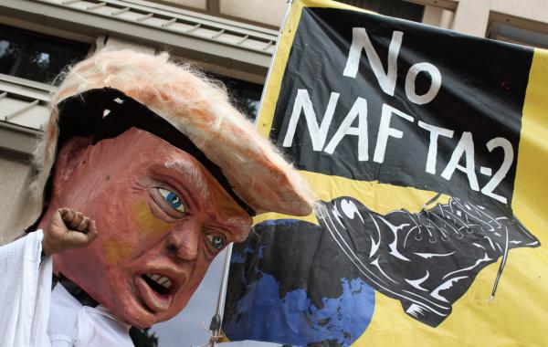 No NAFTA -2 from Popular Resistance.