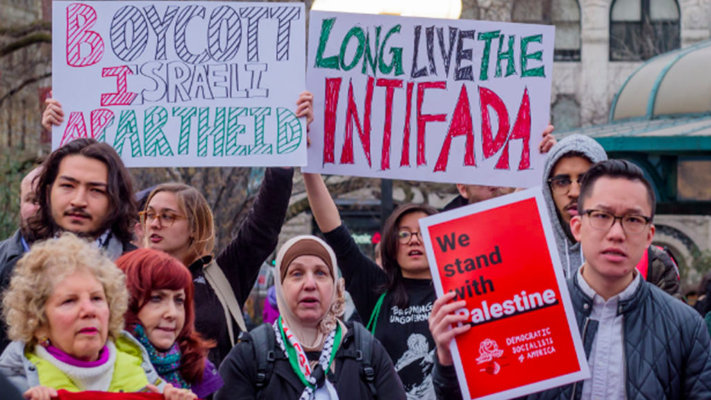 Pro-Israel Lobby Groups Secretly Admits Boycott Is Effective, Leaked Report Shows