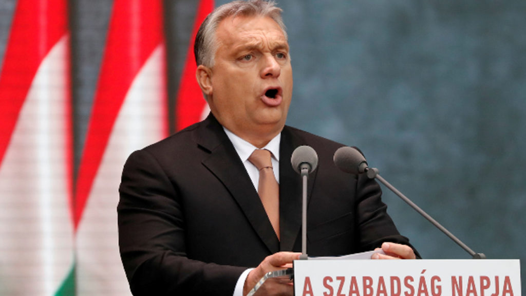 Hungary's Far-Right Government Hurtling Toward Dictatorship with Crackdown on Free Press