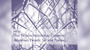Rattling the Bars: Stopping Corporate Exploitation in Prisons