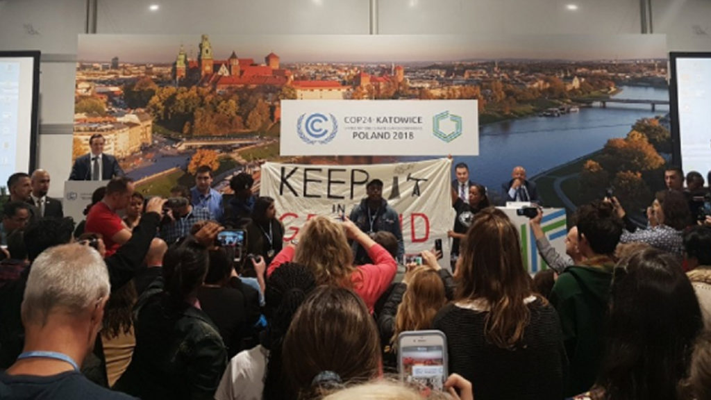 Are the UN Climate Talks Enough?