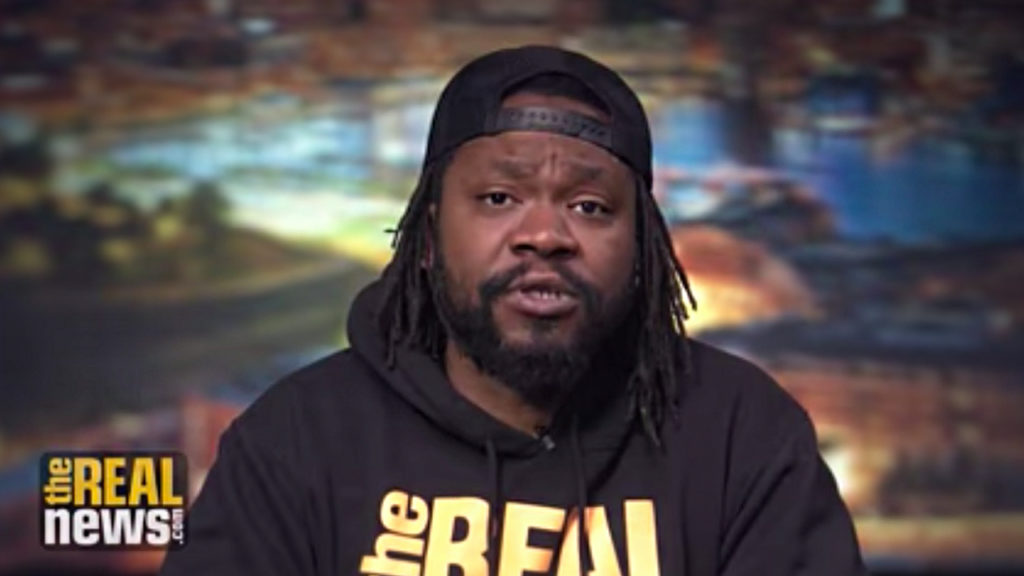 Eze Jackson: Why Baltimore Should Support The Real News