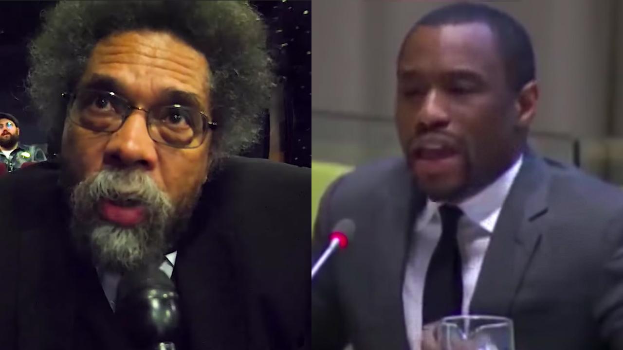 Cornel West Responds to CNN Firing Marc Lamont Hill