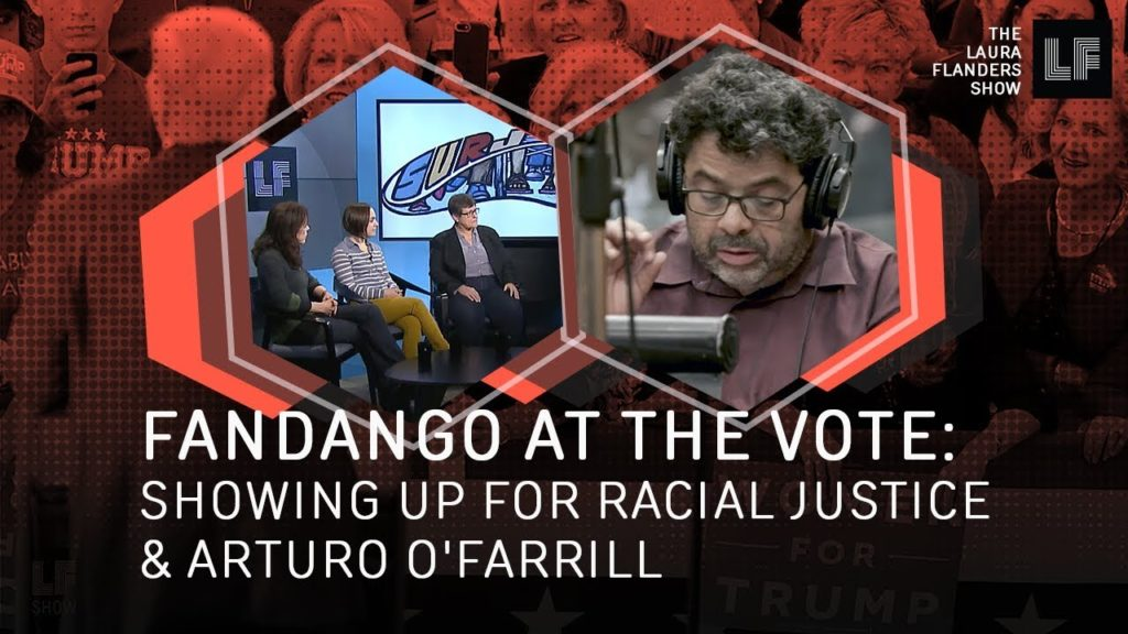 Laura Flanders Show: Fandango and the Vote