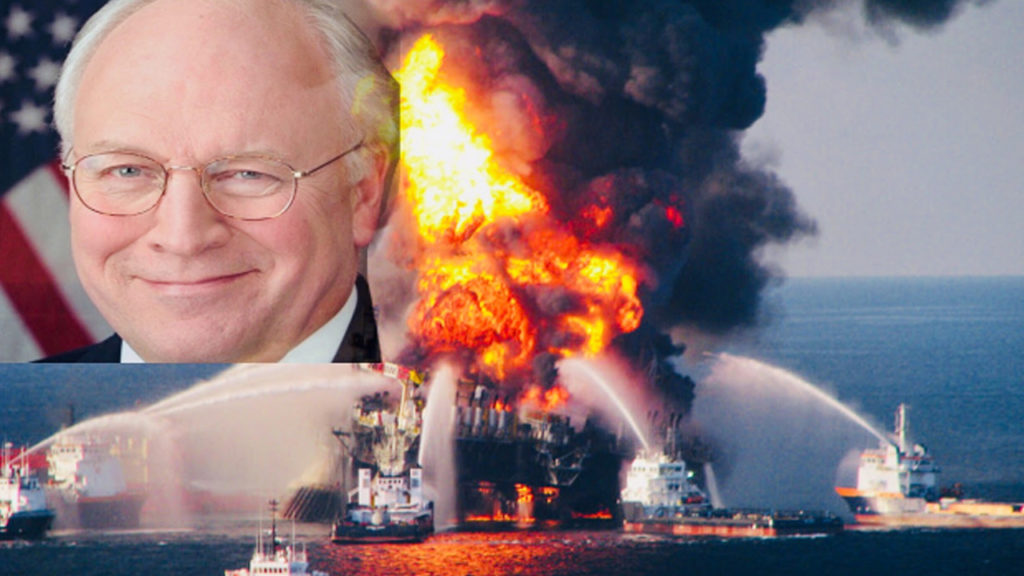 "Wilkerson on the Real ""Vice"" - Cheney's BP Disaster (2/4)"