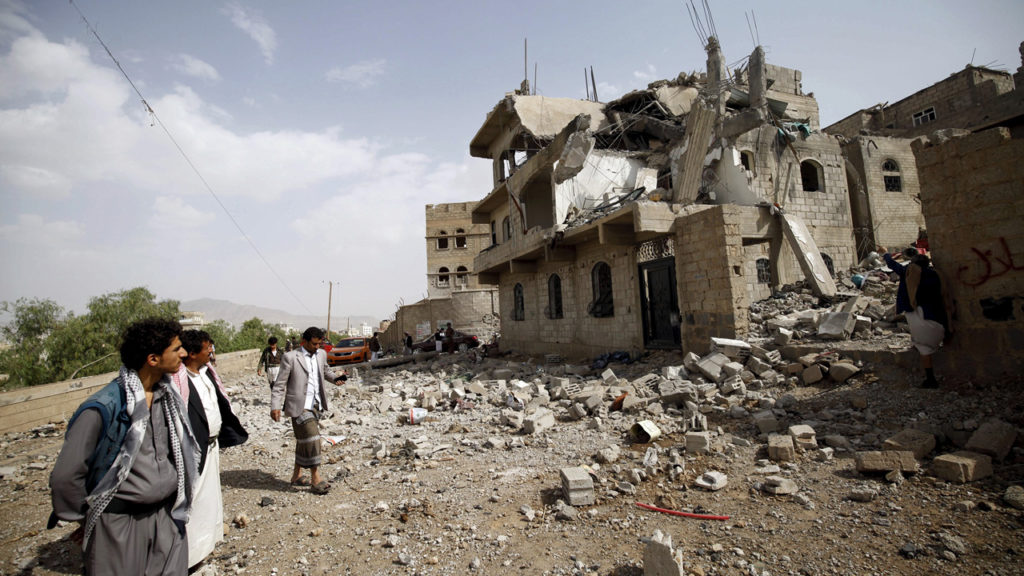 US Sabotages UN Attempt at Yemen Ceasefire, as Opposition to War Grows in Congress