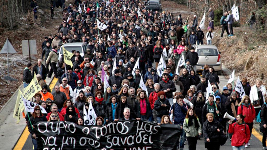Greek Court Acquits 21 Environmental Defenders in Eldorado Gold Trial