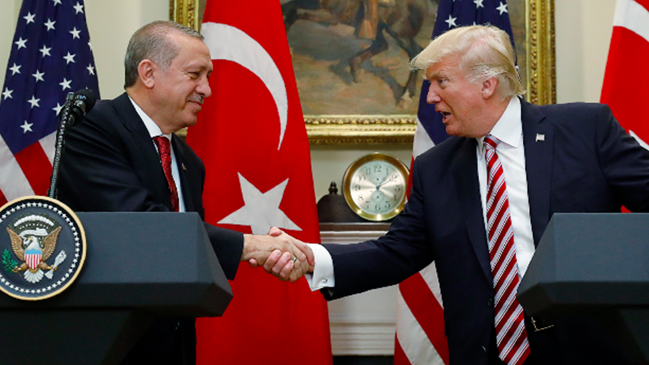 Media's Russia Obsession Obscures How Trump's Syria Withdrawal Benefits Turkey Most