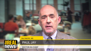 Paul Jay asks: Are you watching but not donating?