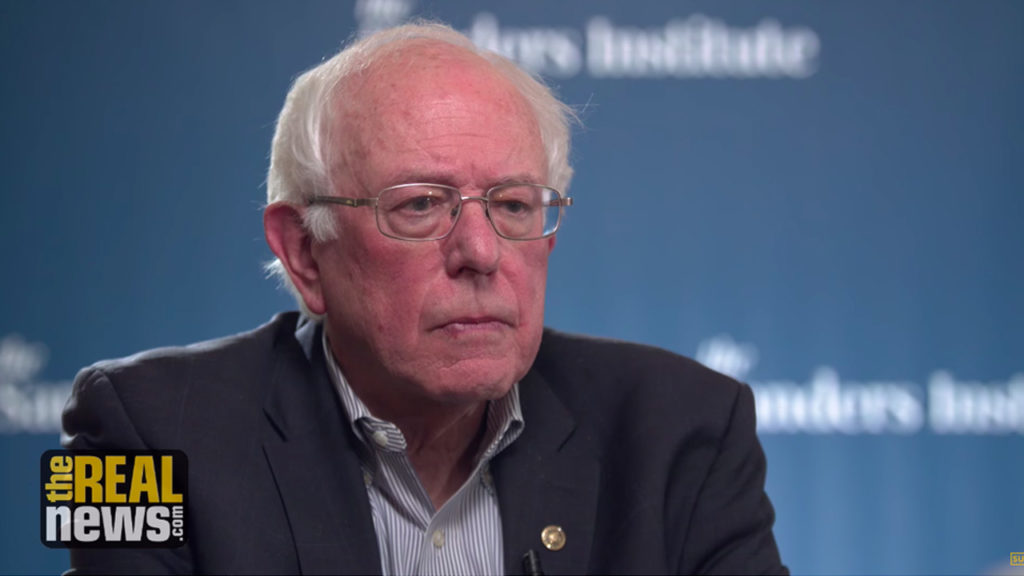 Bernie Sanders: End U.S. Arms Sales to Saudis and Support for its Yemen War