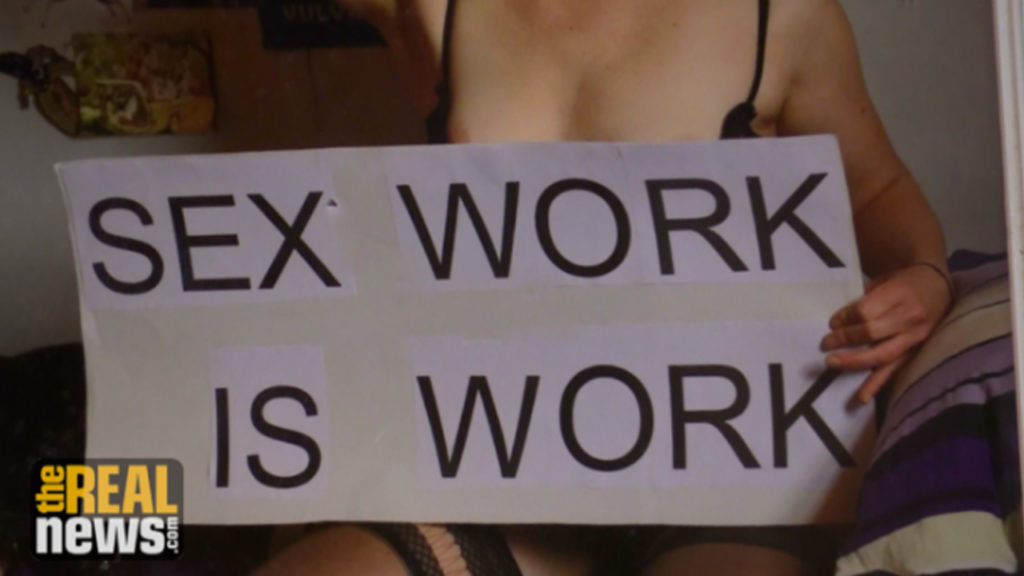Advocates Say Sex Worker Rights Are Human Rights