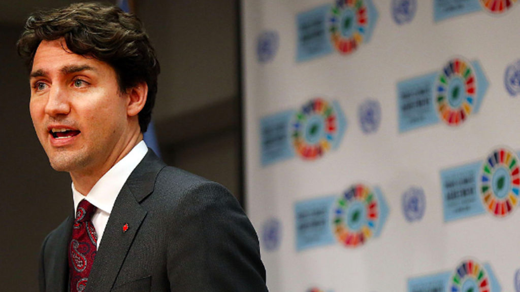 After COP24, Trudeau Government Promises More Goodies For Big Oil