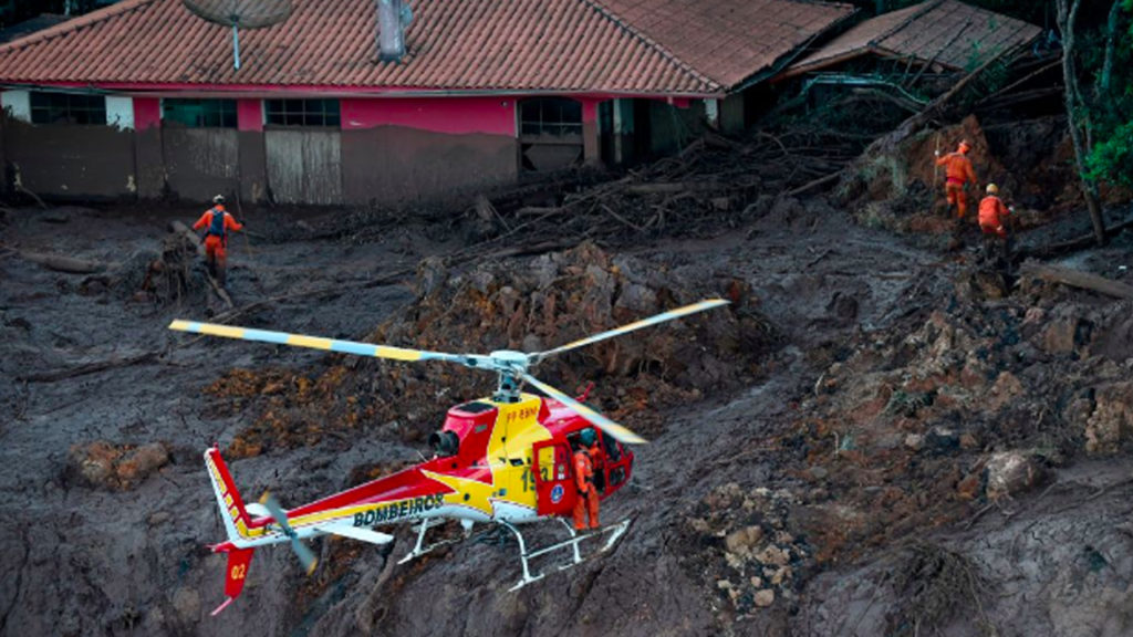 Deadly Brazil dam burst likely had same cause as previous one