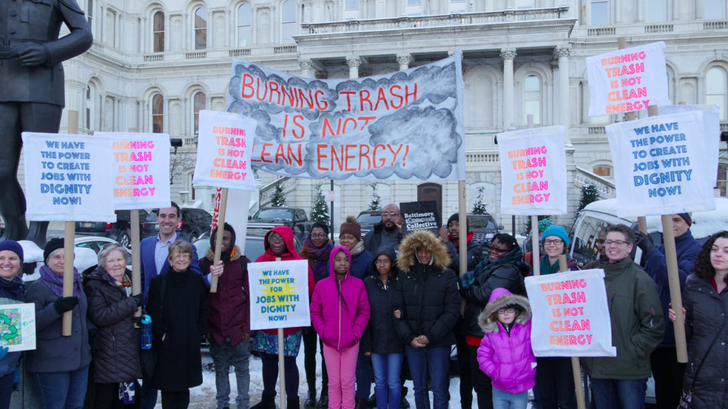 City Council Calls for 'No More Cash for Burning Trash'