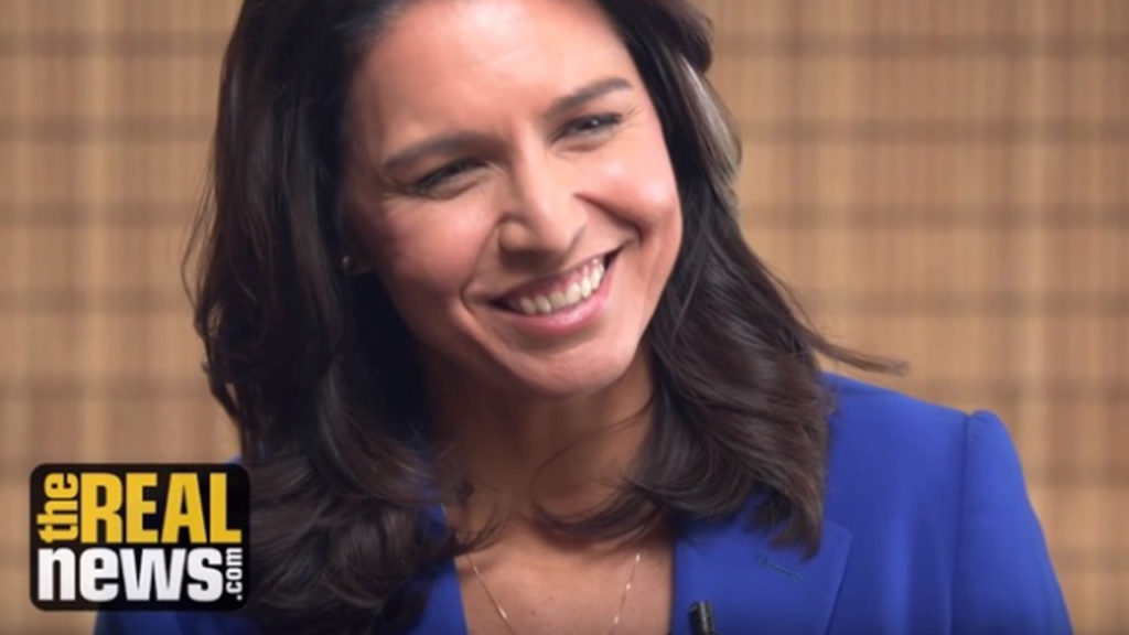 Rep. Tulsi Gabbard: On the Dawn of a New Era in Congress