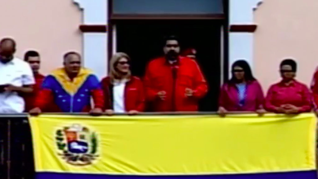The US Strategy for Regime Change in Venezuela: TRNN Live