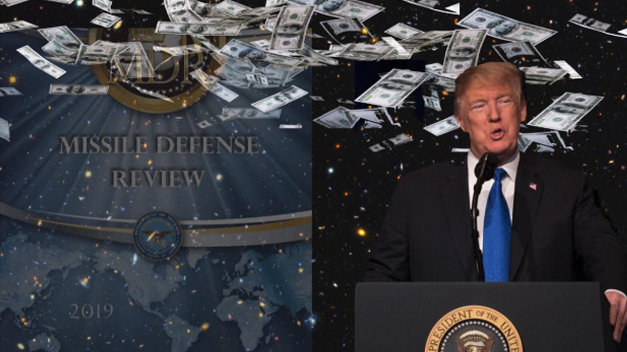 Trump's Space Force: A Dangerous Lunacy