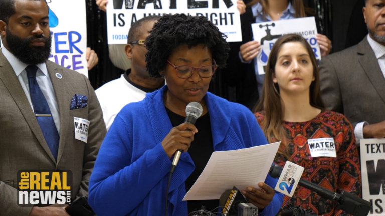 Legislators Reintroduce Bill to Save People from Losing Homes Over Water Bills