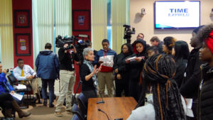Baltimore Rejects Plan to Arm School Police During School Day