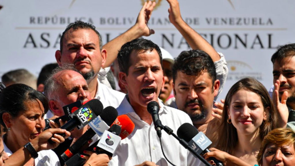 "Temporary Arrest of Venezuelan Opposition Leader was ""Unauthorized"""