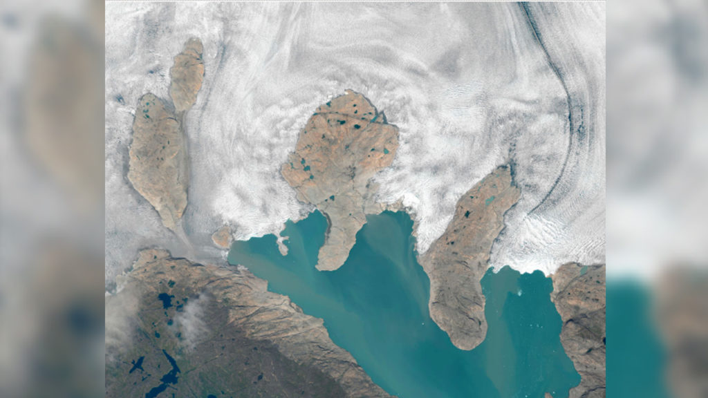 New Study Concludes Greenland Ice Sheet Is Melting Even In Winter