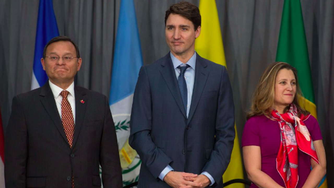 Conservative Governments of Latin America Plus Canada Endorse Regime Change Efforts in Venezuela