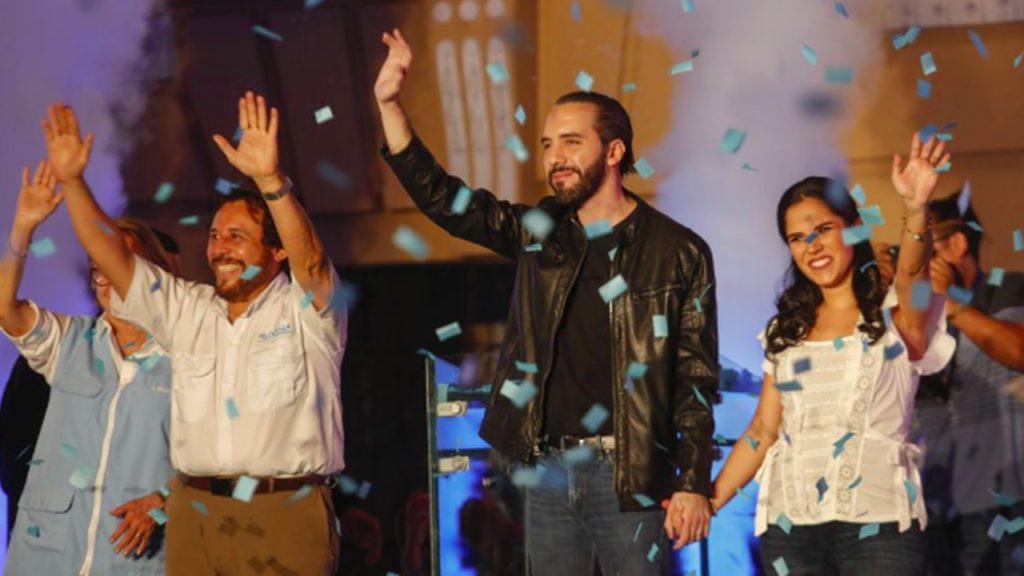 Media Savvy Newcomer Wins El Salvador's Election: Another Rightward Shift?