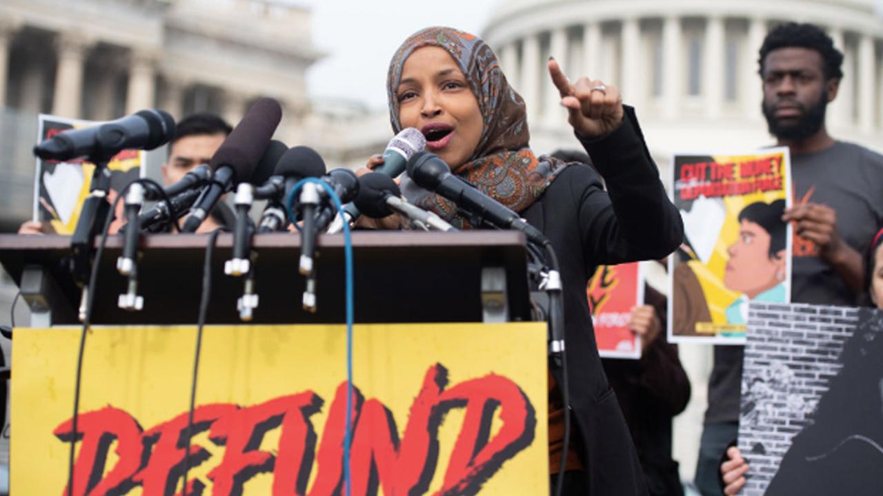 Ilhan Omar, anti-Semitism, Nancy Pelosi, AIPAC, Charles Lechner, Phyllis Bennis, Marc Steiner