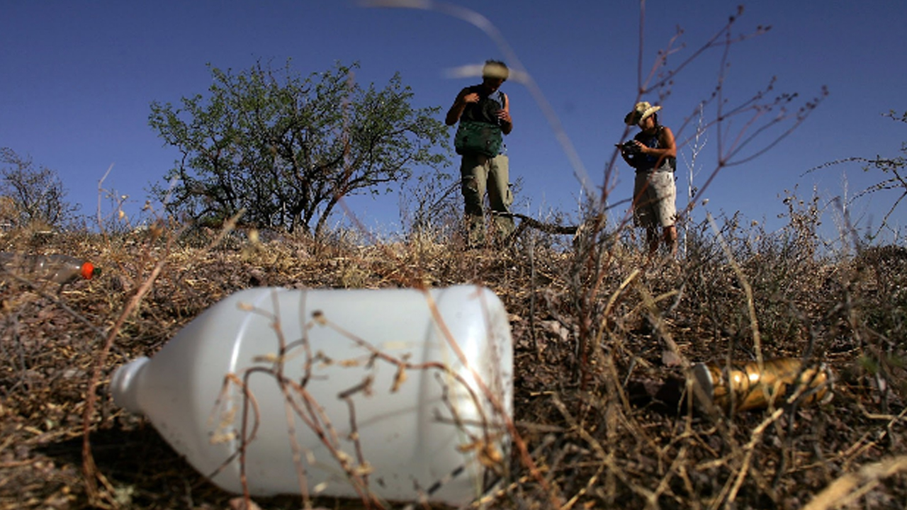 Judge: Providing Water to Dying Immigrants in Desert is a Crime