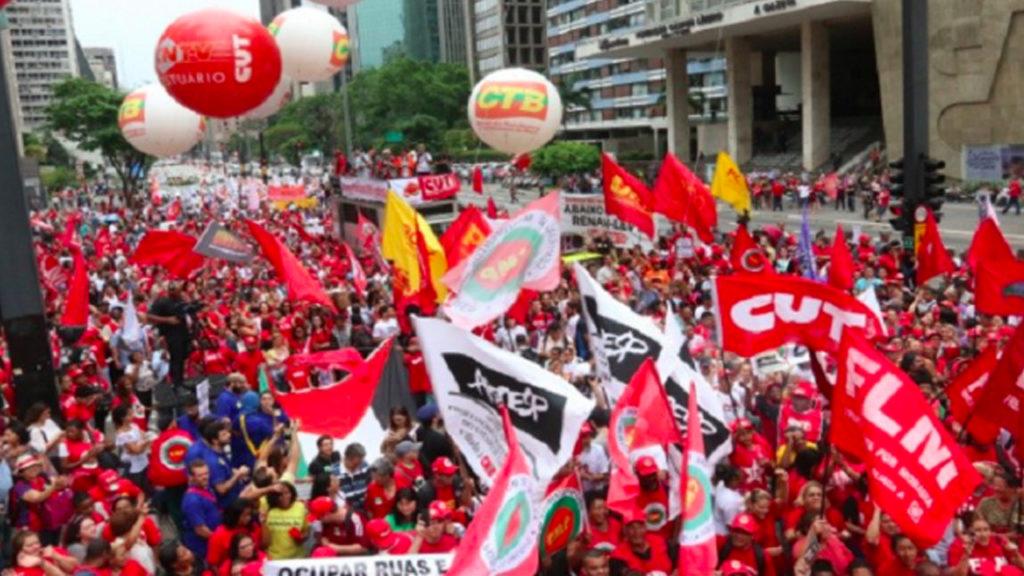 Brazil's Unions Push Back on Assault on Labor
