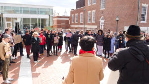 Opposition Grows to Hopkins' Armed, Private Police Force Proposal