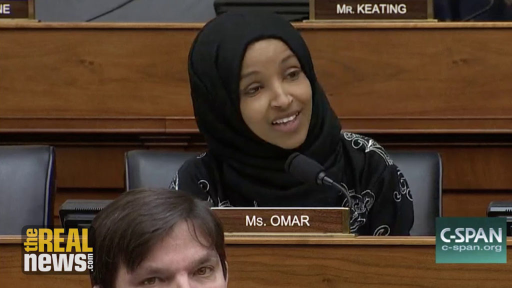 Rep. Ilhan Omar Grills Elliott Abrams on Support for Central American Genocide