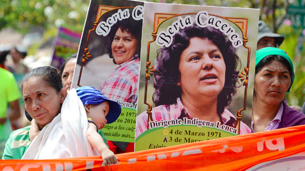 3rd Anniversary of Berta Cáceres Murder in Honduras: Downward Spiral and Hope