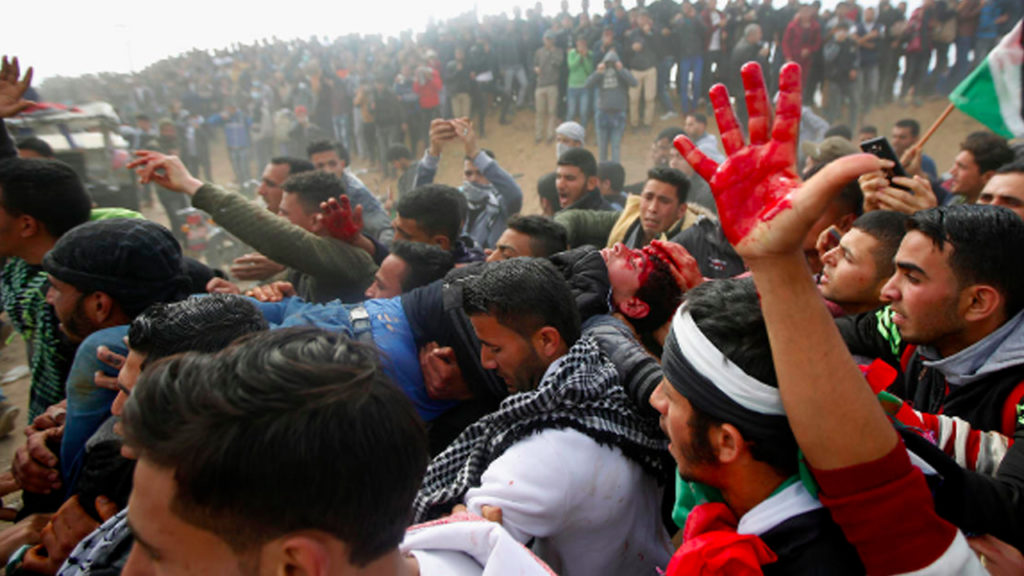 UN Commission Report Accuses Israel of War Crimes in Gaza
