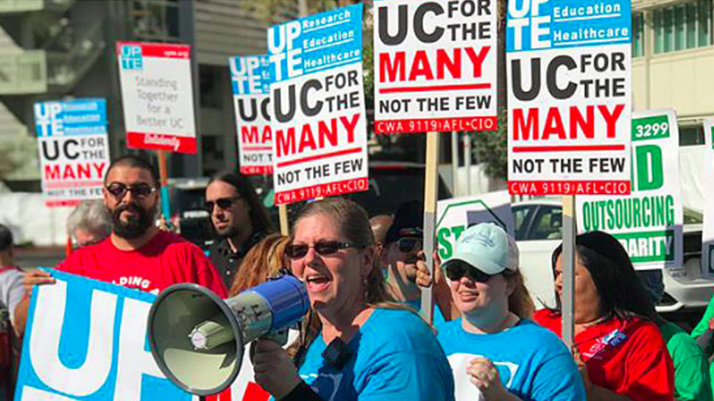 40,000 UC Workers Are About to Strike Over Race, Class, and Gender