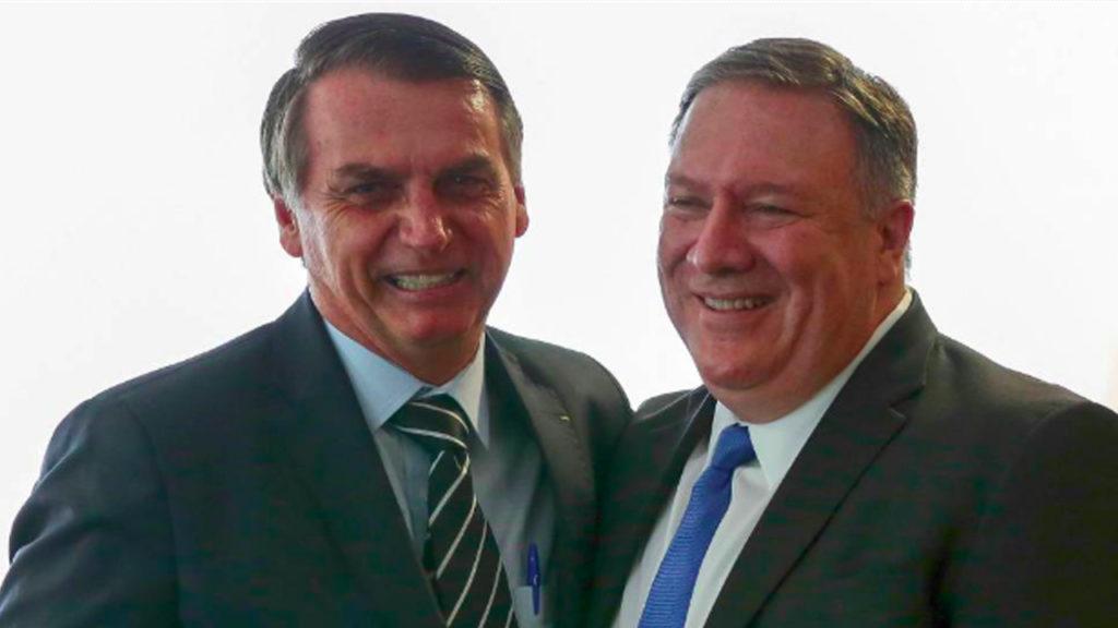 Venezuela Tops CIA's Agenda for Brazil's President