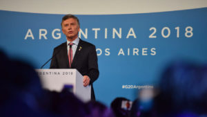 Neoliberal Policies Are Tanking the Argentine Economy