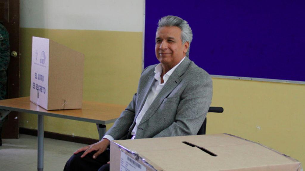 Ecuador's Lenin: Talks Progressive, Acts Conservative