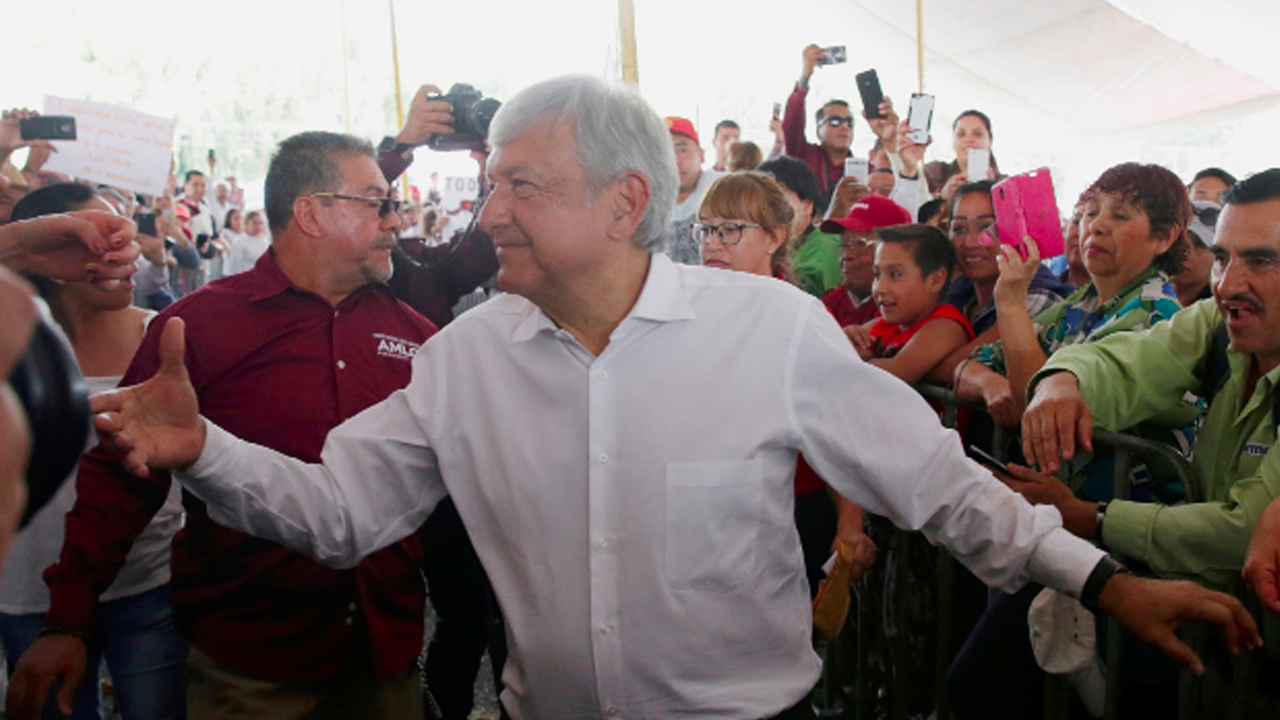 Mexico Update: 100 Days In, Progressive President Riding High in Polls