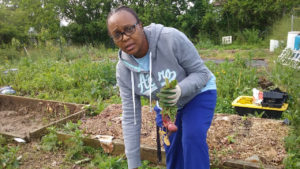 Community Rallies To Defend Community Garden
