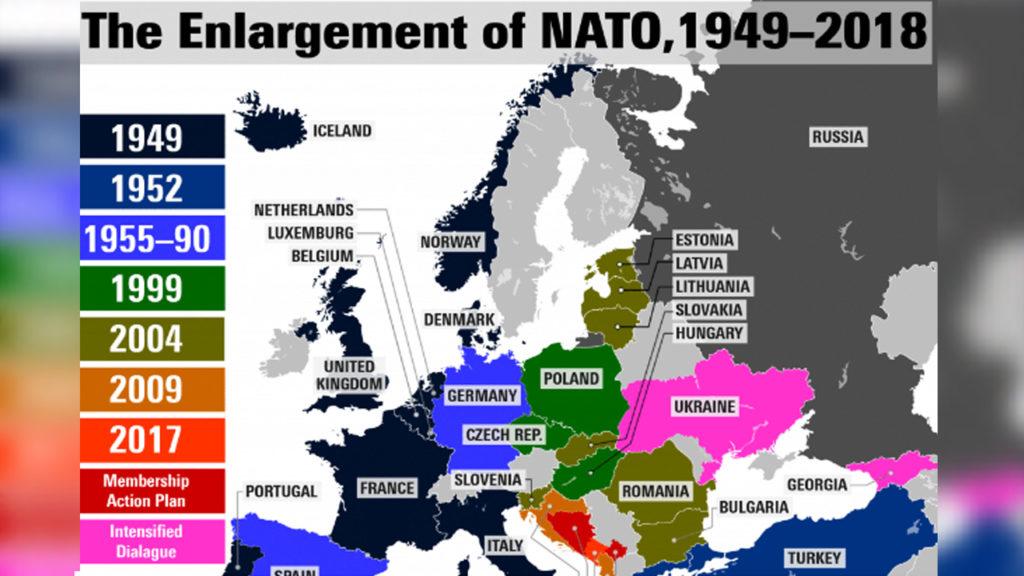 The Anti-Democratic Roots of NATO