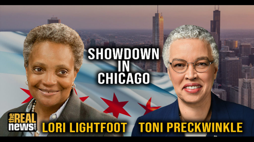 Showdown in Chicago: Lightfoot vs. Preckwinkle