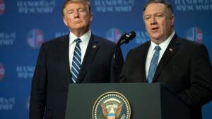 Who's the Real Terrorists? Trump Intensifies Economic War Against Iran