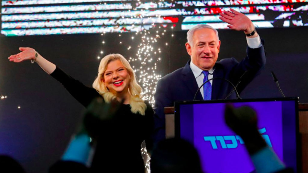 Netanyahu's Brilliant Election Strategy Overcomes Corruption Indictments
