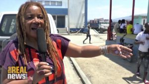 Special Report: Massacres in Haiti - Pacifica's Margaret Prescod