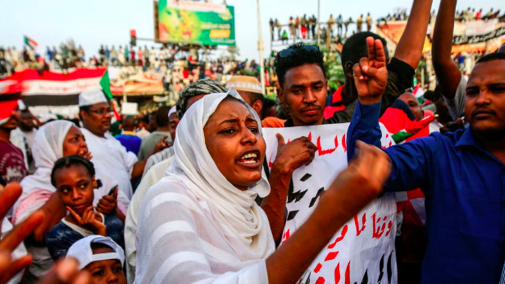 Sudan's President Carries Out Coup to Defuse Movement Against Him