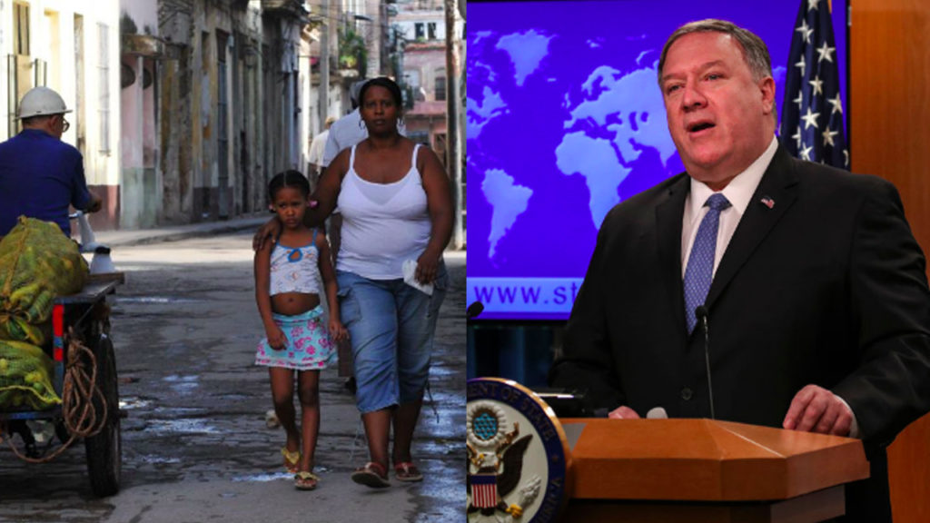 US 'Tightens Noose' on Cuba