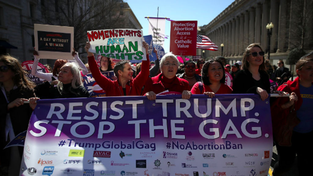 U.S. Gag Rule Expansion Will Constrain Women's Rights Worldwide