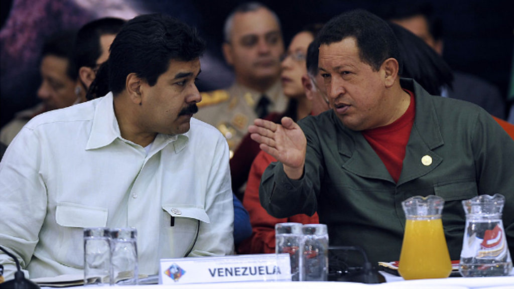 The Origins of Venezuela's Economic Crisis